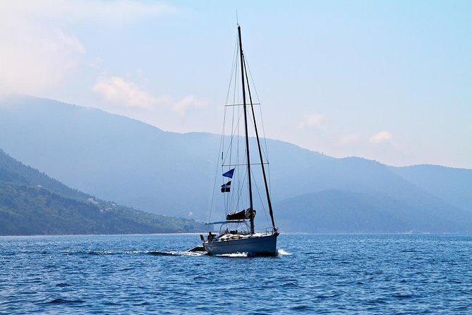 Paseo privado: recorrido en barco por Atenas