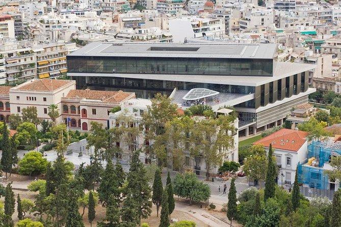 Excursión en tierra en Atenas: recorrido en bicicleta por los principales puntos de interés de la ciudad