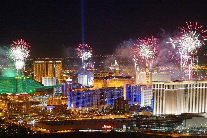 Viator Exclusive New Years Eve Helicopter Flight 2020 Las Vegas