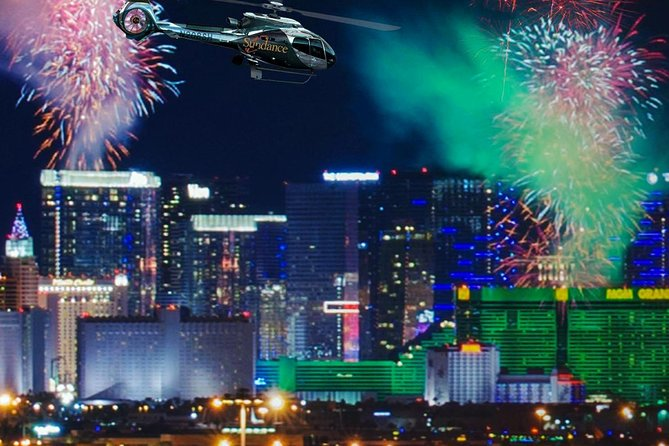 Viator Exclusive New Years Eve Helicopter Flight 2021 Las Vegas