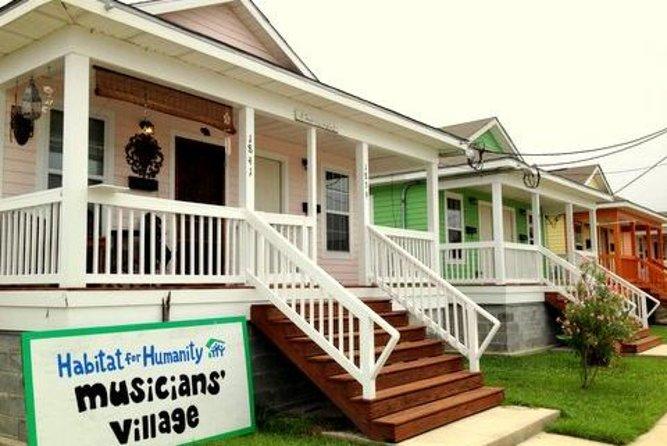 Tour per piccoli gruppi di New Orleans City Sightseeing e Hurricane Katrina