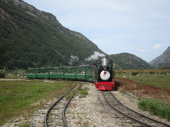 Tierra del Fuego National Park Tour by Bus or End of the World Train