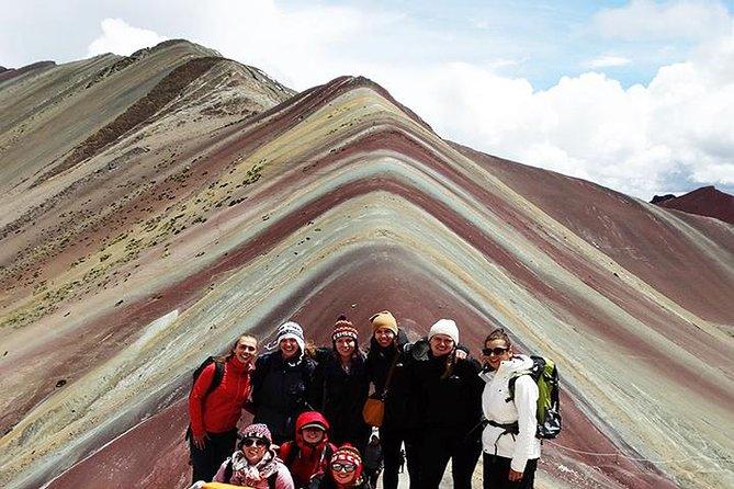 Group trip to rainbow mountain