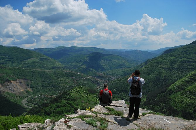 Iskar Gorge Trek, Skaklia Waterfall and Cherepish Monastery Tour from Sofia