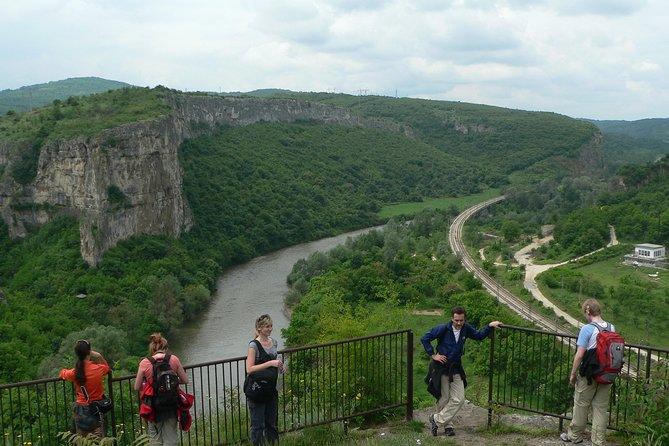 The Eyes of God natural wonder Saeva Dupka cave and Glozhene Monastery day trip from Sofia
