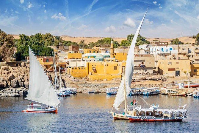 Felucca Ride in Luxor photo 1