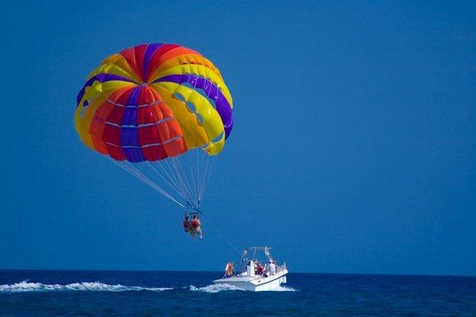 Aventura en parasailing desde Montego Bay