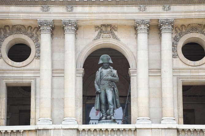 Napoleon Walking Tour in Paris with a Historian Guide