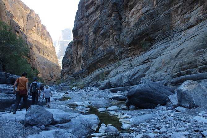Oman Tour Canyoning One Day photo 3