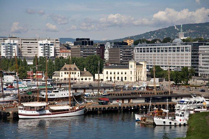 Visite de la ville d'Oslo tout inclus: Vigeland Park, musée du Fram ou musée du Kon-Tiki et musée des bateaux vikings