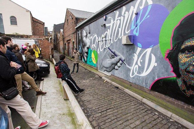 Alternative Walking Tour of Liverpool