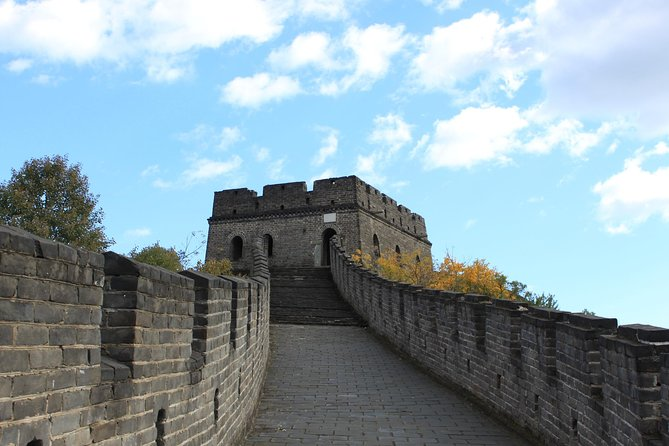 One-day Small Group Glory of Great Wall Hiking at Mutianyu