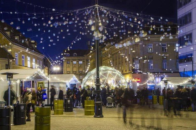 Zagreb Christmas Market Full Day Trip From Ljubljana 2021