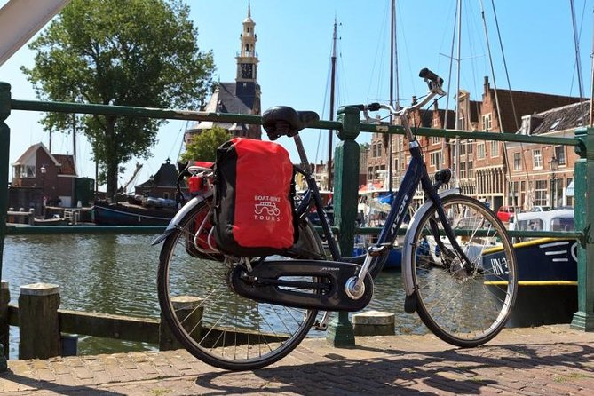 8-Day Bike and Barge Tour of North Holland from Amsterdam