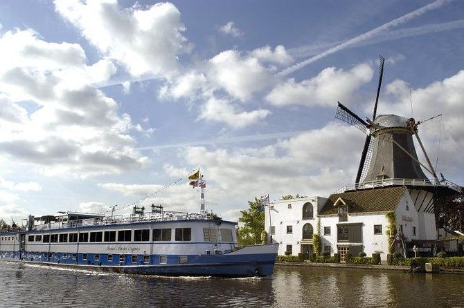 8-Day Bike And Boat Tour of South Holland from Amsterdam