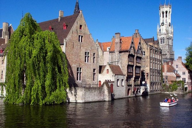 8-Day Bike and Barge Tour: Amsterdam to Bruges