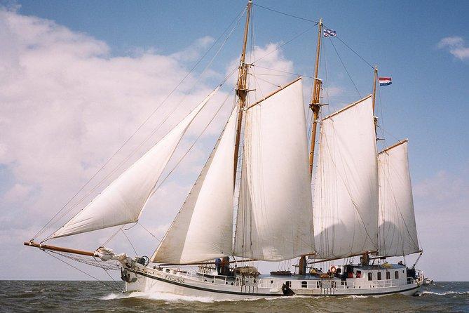 8-Day IJsselmeer Sail and Bike Adventure from Amsterdam