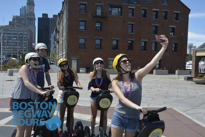 Tour de dos horas en Boston Segway