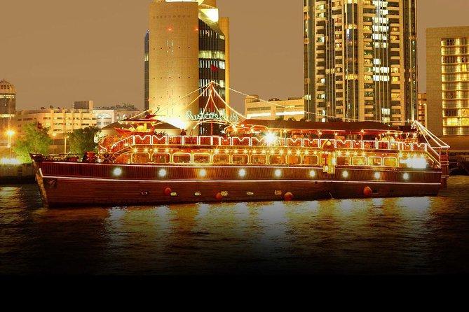 5 Star Dinner Cruise from Dubai