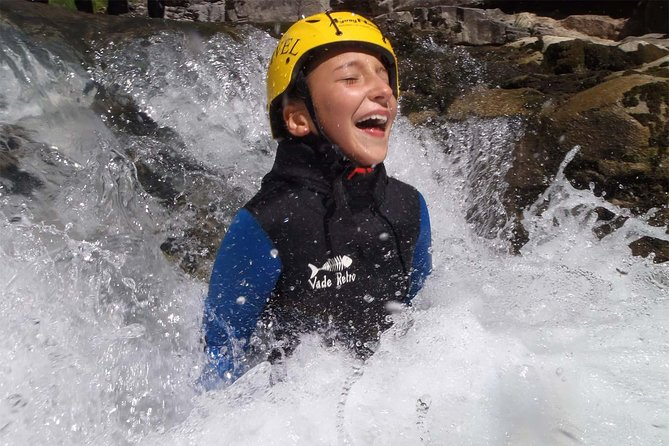 Family Canyoning Day in the Pyrenees
