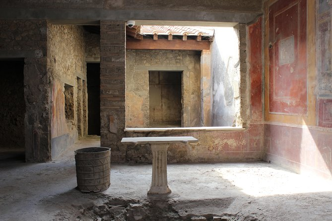Guided Tour With Transfer From Naples To The Archaeological Site Of Pompeii photo 8