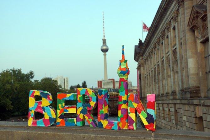 Berlin Filming Tour - create a souvenir video