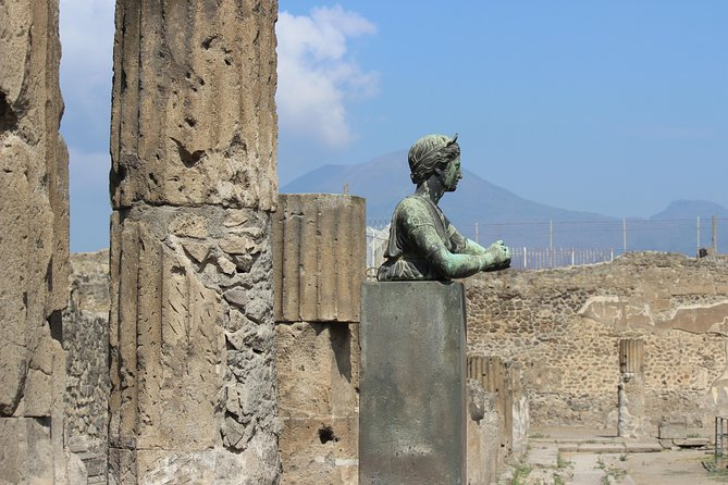Guided Tour With Transfer From Naples To The Archaeological Site Of Pompeii photo 1