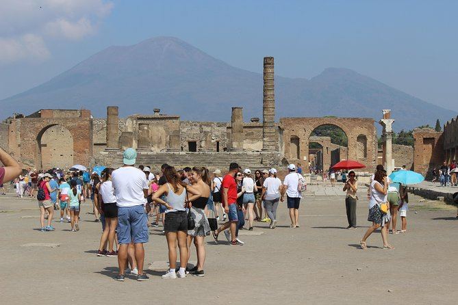 Guided Tour With Transfer From Naples To The Archaeological Site Of Pompeii photo 9