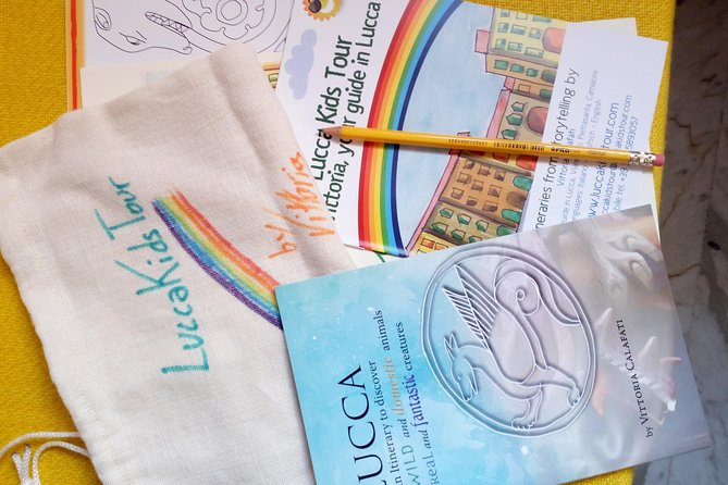 Lucca for children and families independently