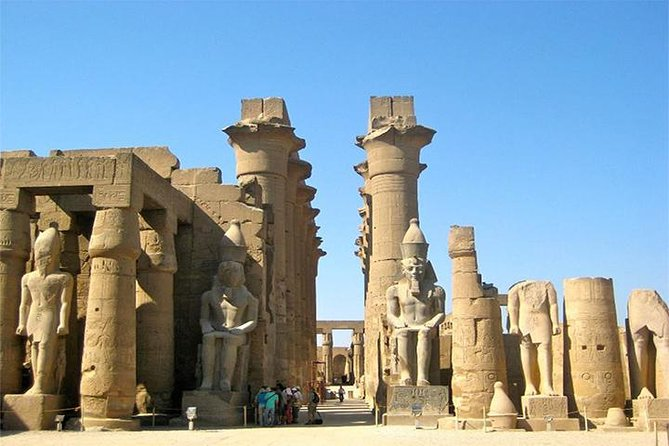 Flights to East Luxor by tickets