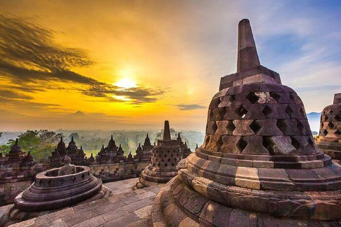 Borobudur, Mount Bromo, and Ijen Crater : 4-Day Tour Departure from Yogyakarta