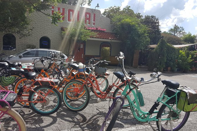 Austin E-Bike Brunch Tour