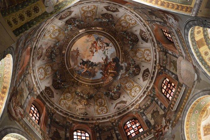 Ravenna: Byzantine Mosaics & food tasting tour