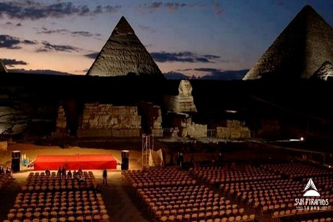 Sound and Light Show at the Pyramids photo 6