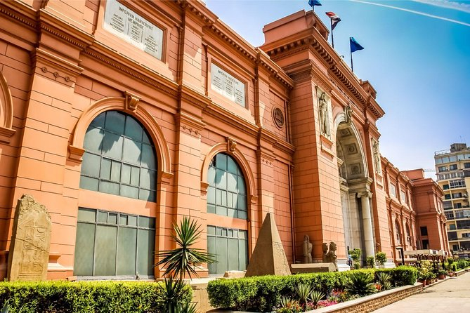 Half-Day Trip from Cairo to the Egyptian Museum