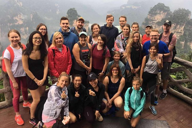 4 Days Zhangjiajie Nature & Chat with Collage Student(Hand-picked Featured Inn)