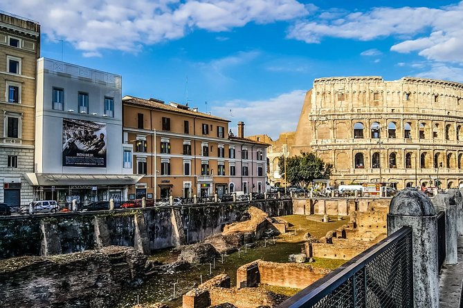 Skip the Line: Forum Pass - Discovering the Roman Forum Ticket