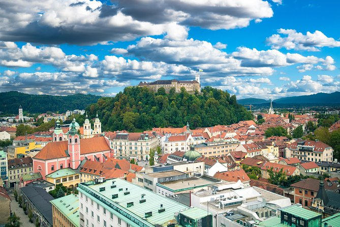 Shore Excursion/Day Tour to Lake Bled and Ljubljana from Koper