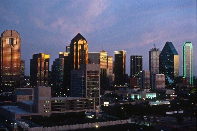 3-Hour Explore Dallas Sightseeing Tour - History, Landmarks, Culture - 5-Stars