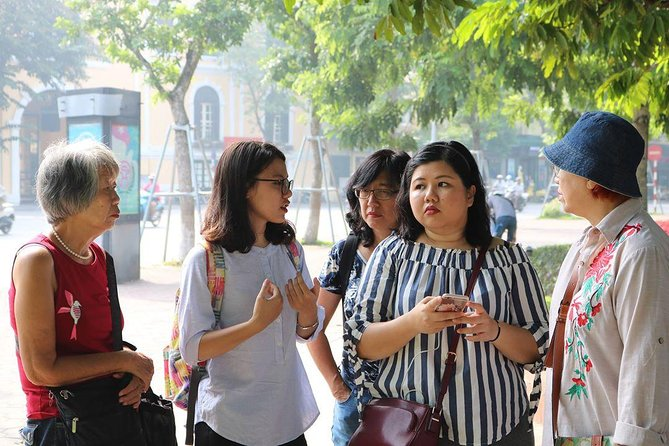 Hanoi French Quarter Tour (by AZ Local NPO)