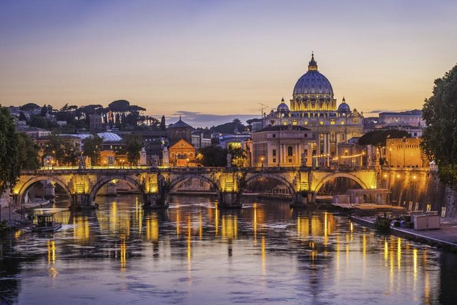 Night tour Vatican Museums & Sistine Chapel