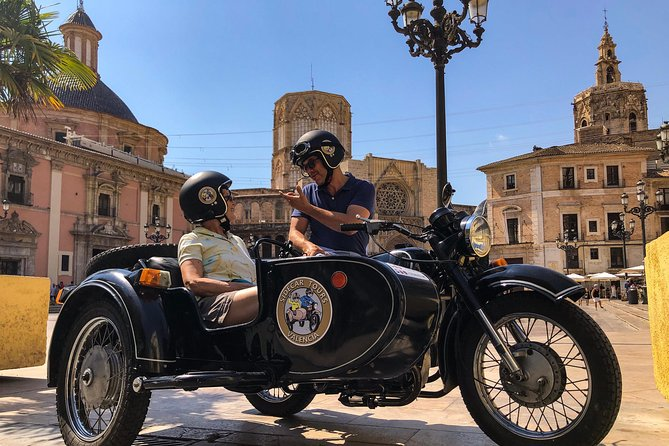 Enjoy Your Vintage Sidecar Tour And See The Highlight Of Valencia