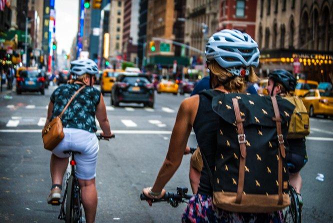 Wijken van Manhattan met fietstocht door Central Park