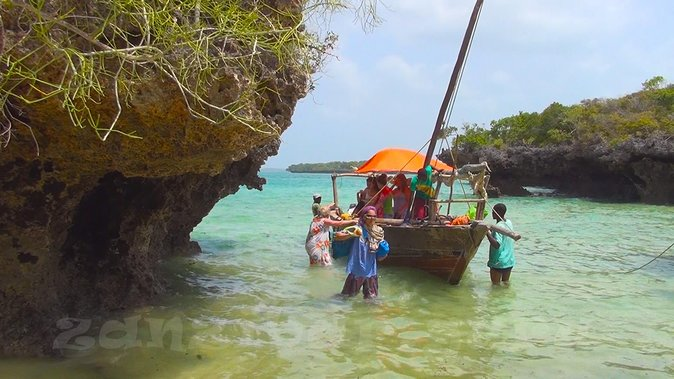 Amazing Safari Blue Snorkeling Sea trip - Zanzibar photo 8