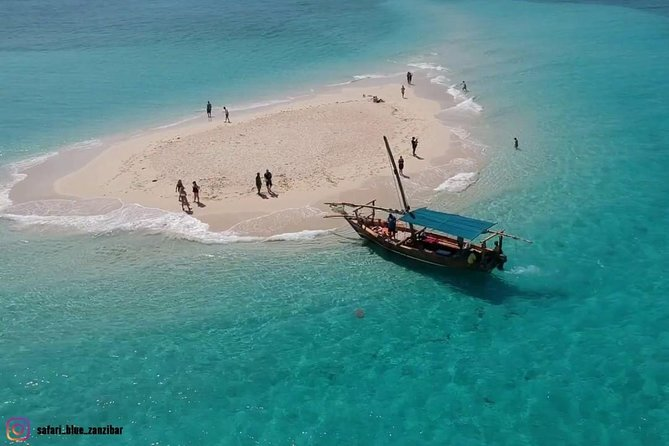 Amazing Safari Blue Snorkeling Sea trip - Zanzibar photo 16