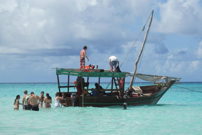 Amazing Safari Blue Snorkeling Sea trip - Zanzibar photo 29