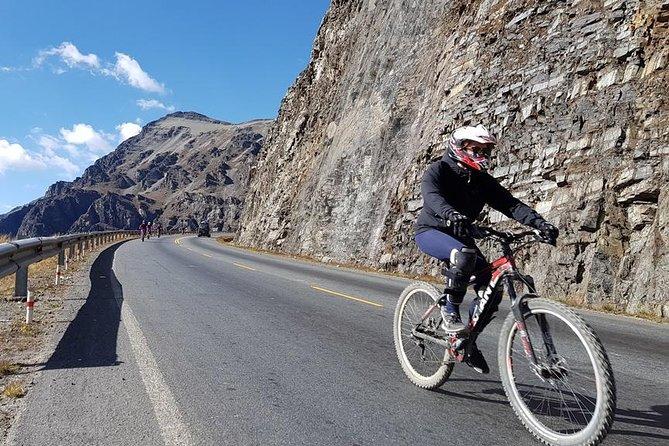 Inca Jungle to Machu Picchu including Rafting, Zipline and Mountain Bike 3 Days