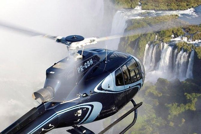 Helicopter flight over Iguazu Falls from Gran Meliá Iguazú - Exclusive Private