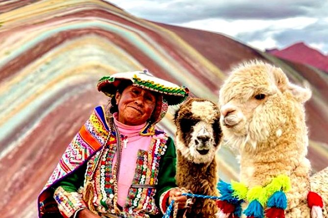 7 Colors Mountain Tour Cusco 01 Day