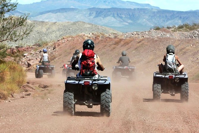 Quad on the Volcano Day